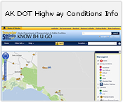 AK DOT Highway Conditions Information